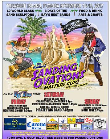 2017-11-19    Sanding Ovations Master Cup   Treasure Island,Fl.