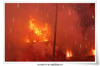 20080419 保生文化祭 陣頭遶境 & 燒火獅