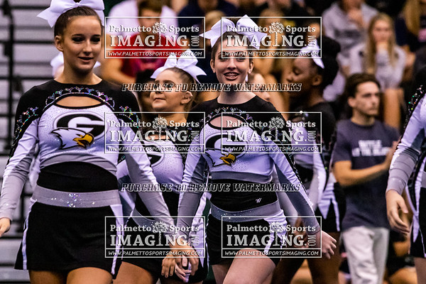 Gray Collegiate Var Cheer BATB 2019