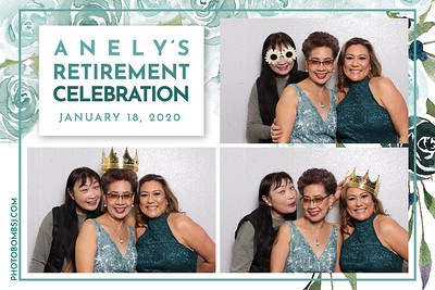 Anely's Retirement Celebration