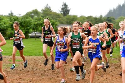 2019 Ultimook Race Middle School girls