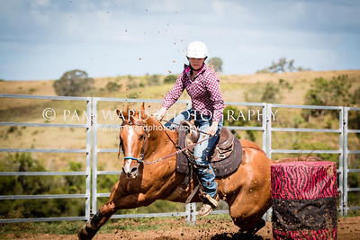 NBHA District 2 Barrel Racing @ Booyal
