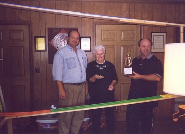 Hotwheels winner 2001