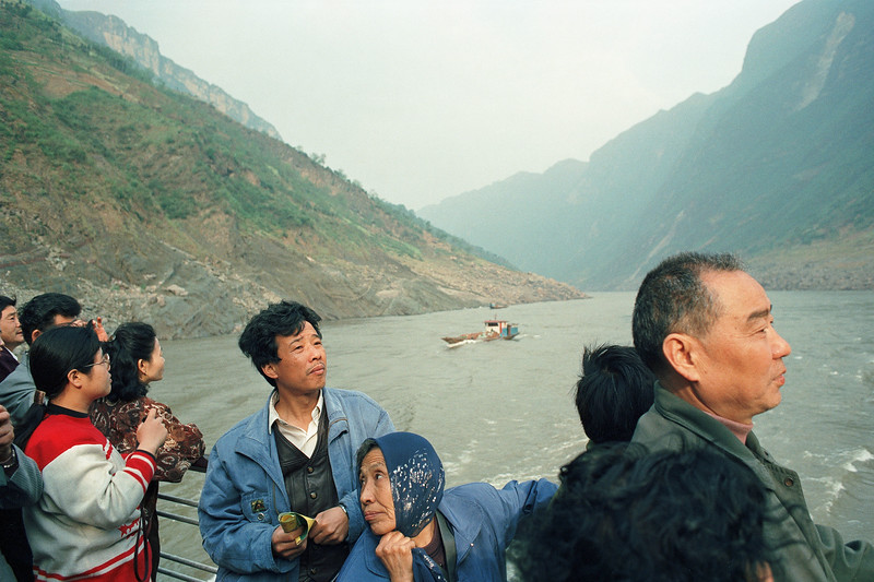 Three Gorges, 1995