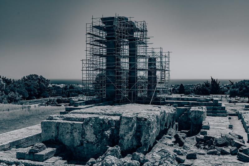 Rhodos Acropolis