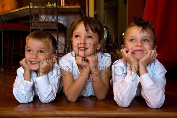 Gibbs Family 2008