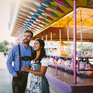 Julia & Evan [couple]