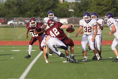 CRHS Sophomore Football 2014