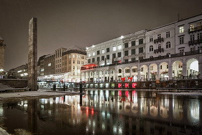 2010 12 02 Schnee in Hamburg
