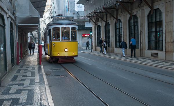 Lisbon March 2017