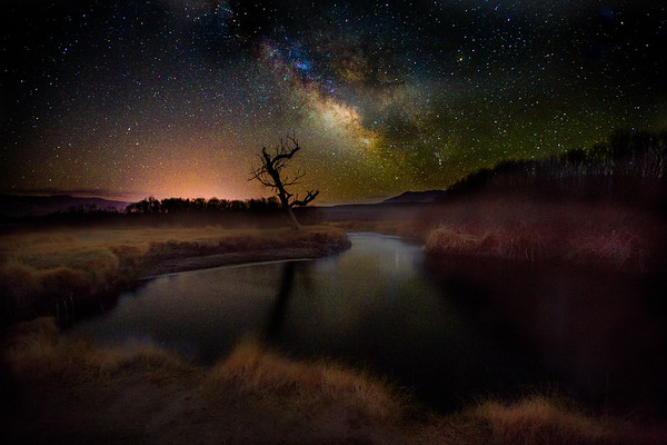 Mono Lake to Death Valley 2013