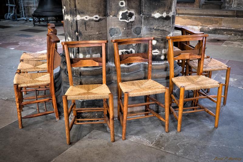 Surrounding Chairs