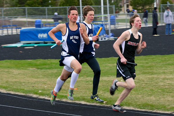 Bay Port Track April 28th 2014