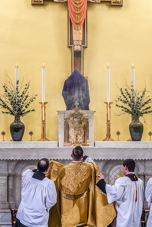 Passiontide Sunday & Holy Hour