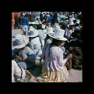 Cochabamba, Trinidad, Cliza, Sucre, Tarabuco, Potosi, Santa Cruz and Oruro