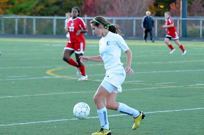 2010 McDowell Girls Soccer
