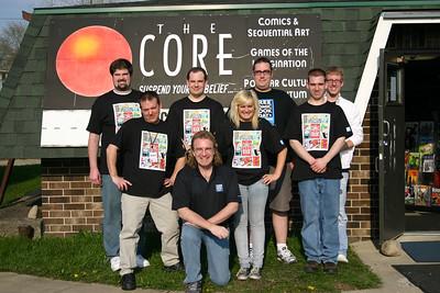 2011 Free Comic Book Day