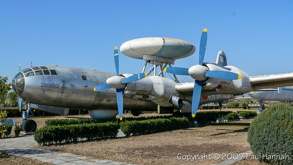 China Aviation Museum - Datangshang, China