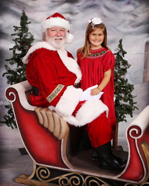 Santa @ Bealls