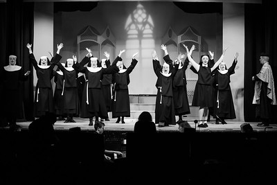 Sister Act  The Dunmow Players