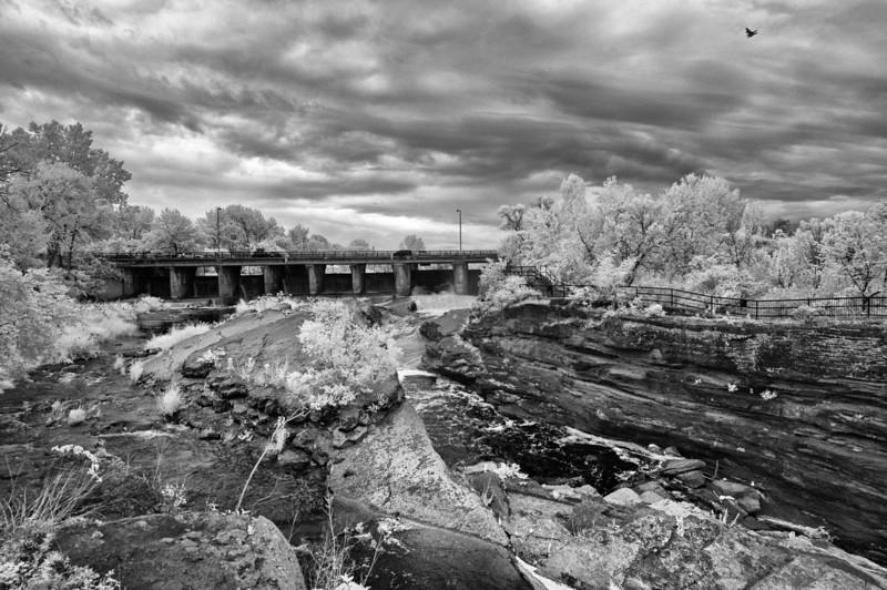 Hog's Back Falls, Rideau River