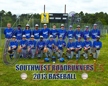 2013 Southwest Team Photos