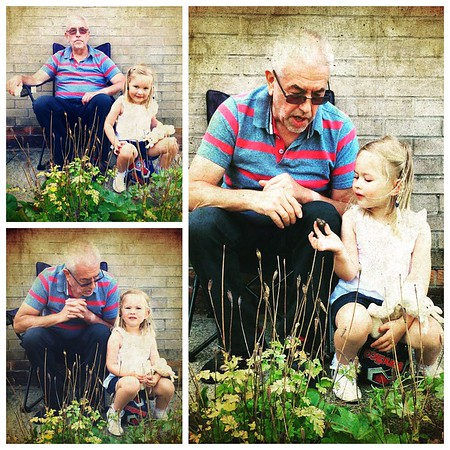 August 2016 Emily and Grandad Malc