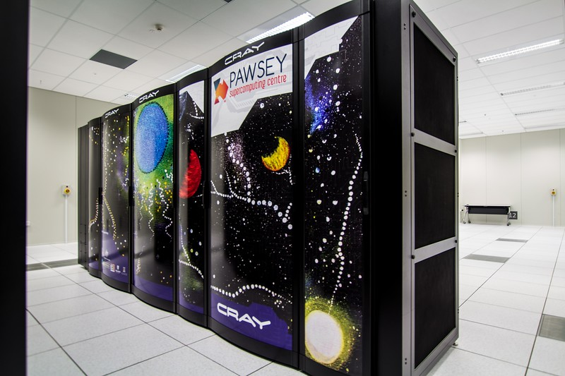 Pawsey Supercomputer
