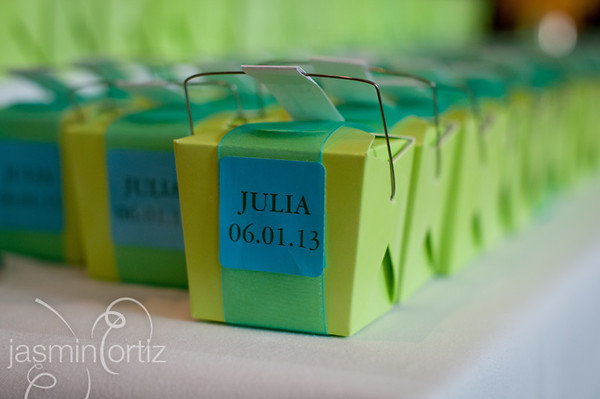 Julia-Bat Mitzvah Celebration