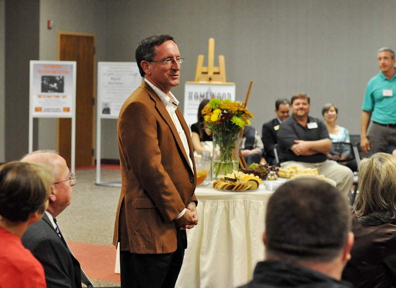 Homewood Library and Homewood Chamber Reception with City Officials #13.jpg