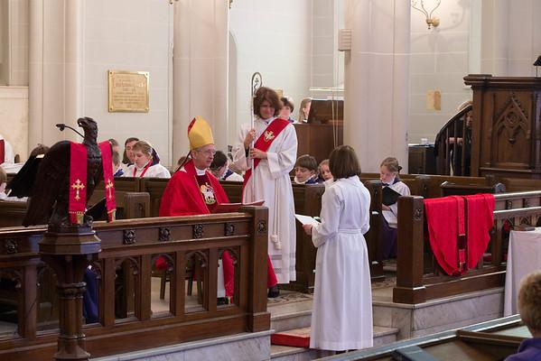Ordination Of Kate Haun Byrd