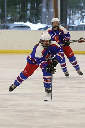 Girls' Varsity Hockey vs Kimball Union Academy | January 23
