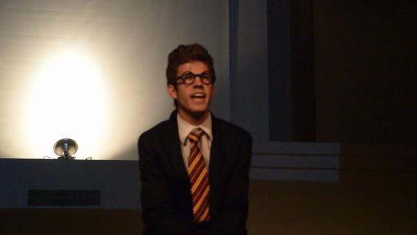 HHS Senior Show Hogwarts