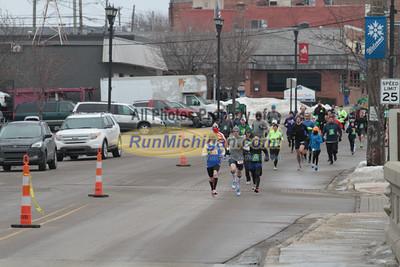 0.25 mile mark - 2014 The Lucky Leprechaun