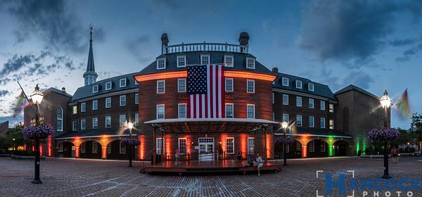 Alexandria City Hall - Juneteenth 2021