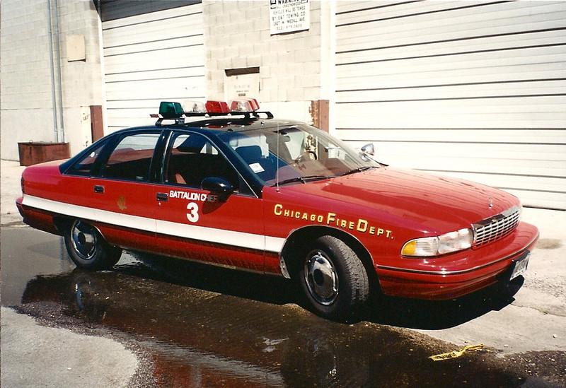 X Batt 3 A-345 1992 Chevrolet Carpice