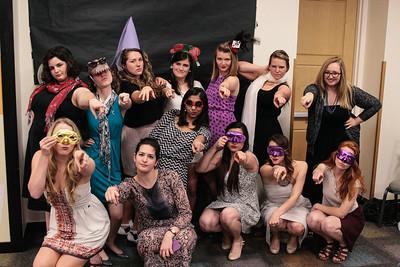 2015 Women's Glee Club Banquet