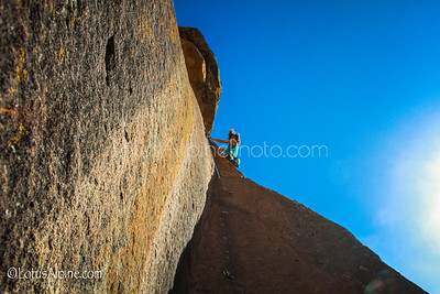 Sun, Wind, Rock....Penitente Canyon, CO