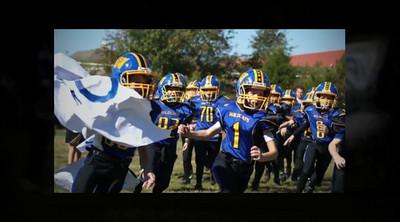 2010 Wentzville Wildcats, 10-16 vs OFallon