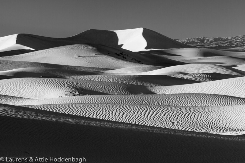 Sand Dunes, Death Valley, California  Filename: CEM007551-DeathValley-SandDunes-CA-USA.jpg