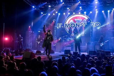 12.17.16 - El Monstero @ The Pageant
