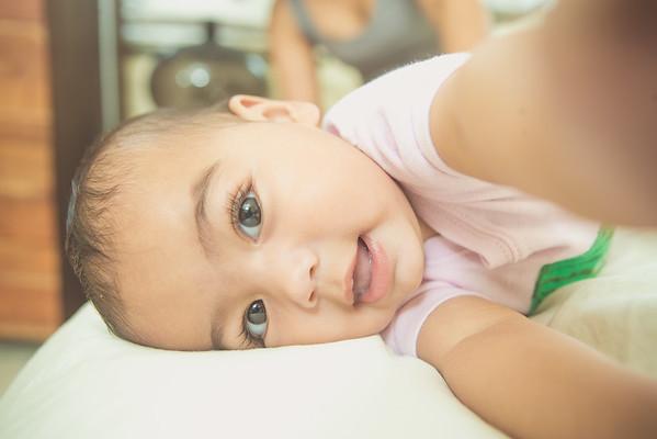 Priyanka 8 Months