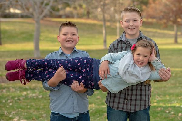 Chleboun Family