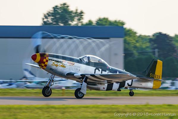 7/28/19 Saturday - EAA AirVenture - Oshkosh, WI