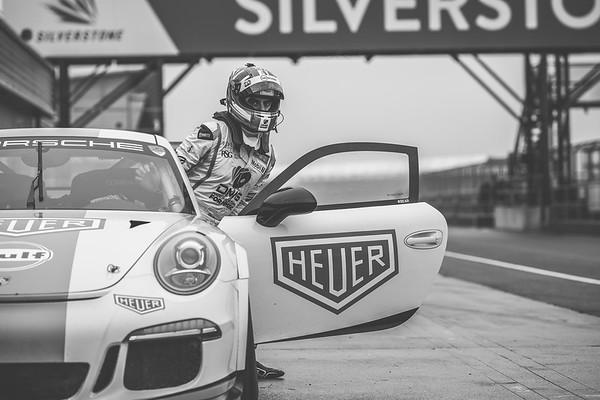 Dino Zamparelli - Sponsors track day Silverstone 2018