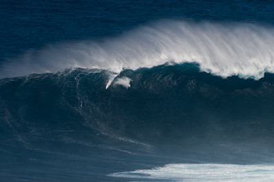 Peahi- Jaws, Maui, January 4th 2016