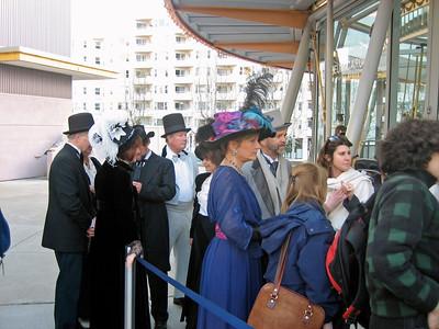 Great SF Earthquake Commemoration--Caruso and Carousel 2006