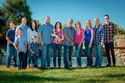 The Pritchard Family Photos