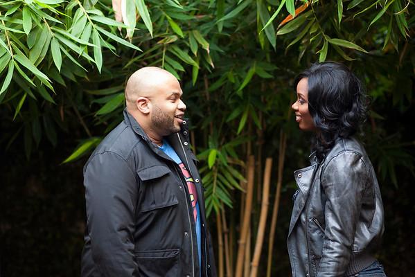 Ijeoma and RIchard Engagement