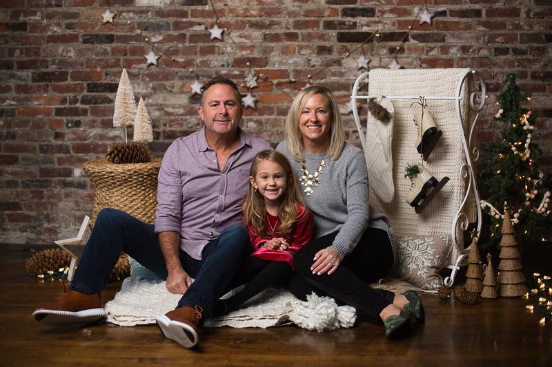 Hayward Family